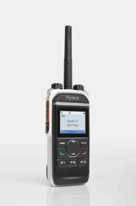 Hytera PD665G GPS Mandown