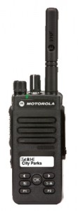 Motorola DP2600 select5
