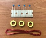 WSPRlite LPF 60 kit for low pass filter 60m