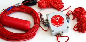 Antena Red-Fed Standard 80-10