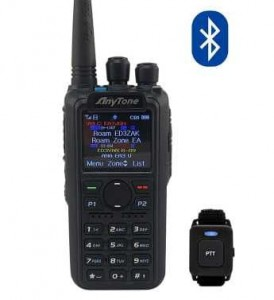 AnyTone AT-D878UV PLUS DMR GPS APRS BT