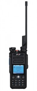 Duobander TYT MD-2017 SP-DMR GPS IP67 + kabel USB