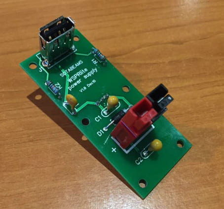 WSPR power conditioner (board kit)