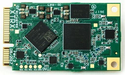 Transceiver SDR XTRX Mini-PCIe