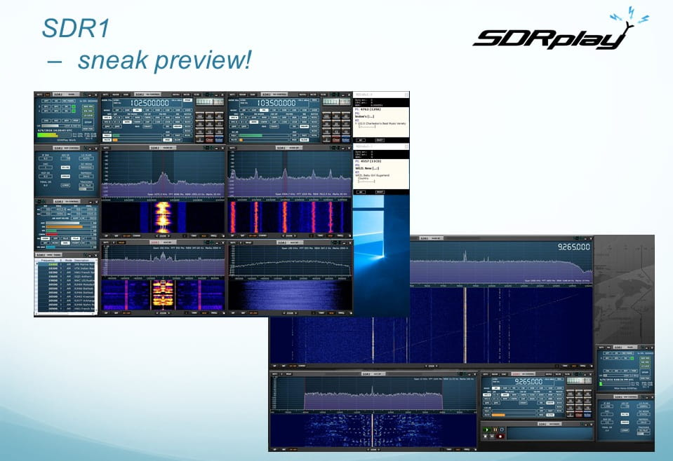 Odbiornik SDRplay RSP1A